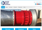 Baker Pump Repairs (BPR) now have a presence on the web.