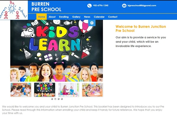 Burren Junction Preschool