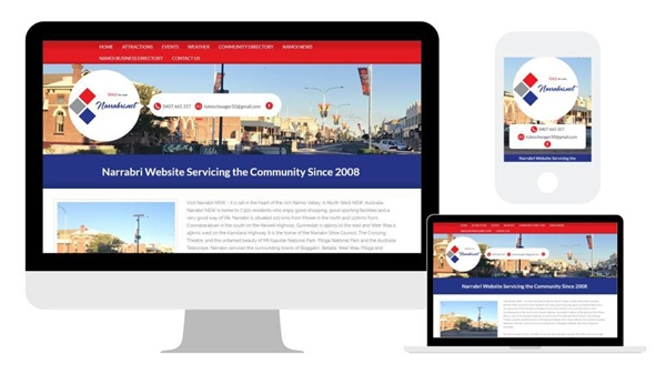 Narrabri - Connect North West Town Website
